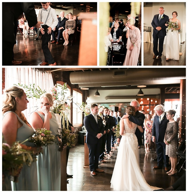 photographs of ceremony